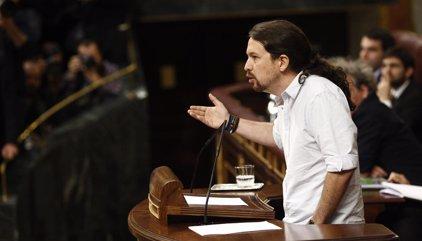 """Iglesias afirma que hay más """"delincuentes potenciales"""" en el Congreso que """"ahí fuera"""""""