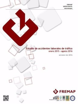 Estudio FREMAP de accidentes laborales de tráfico