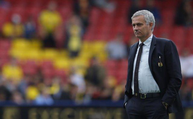 El Manchester United de Mourinho