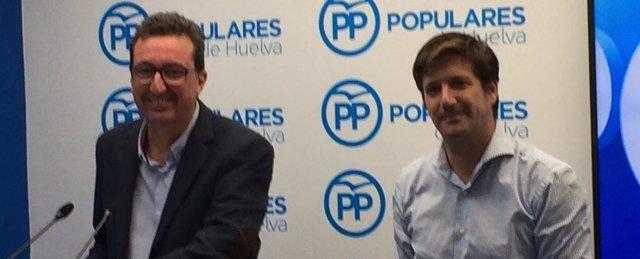 Manuel Andrés González y Guillermo García de Longoria