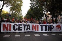 Bèlgica aconsegueix un acord per desbloquejar la firma del CETA (EUROPA PRESS)