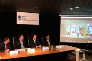 Argentina y España intensifican su cooperación en materia turística