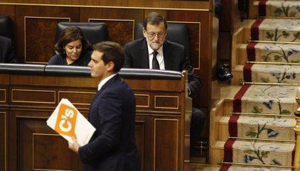 """Rajoy admet davant de Rivera que hi ha """"molt a pactar"""", però adverteix també contra la derogació d'algunes reformes"""