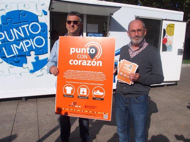 Ruiz Tutor y Romero, en la presentación