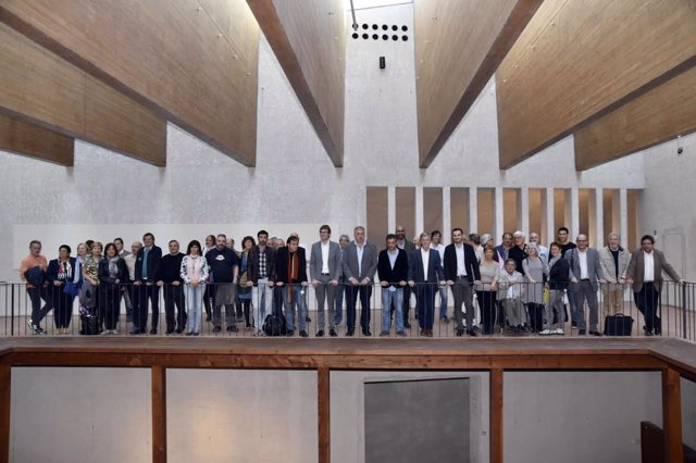 Alcaldes firman el manifiesto sobre memoria histórica