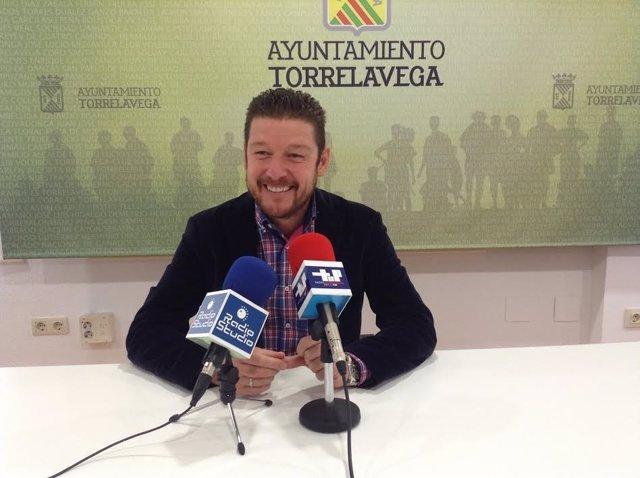 Concejal Jesús Sánchez