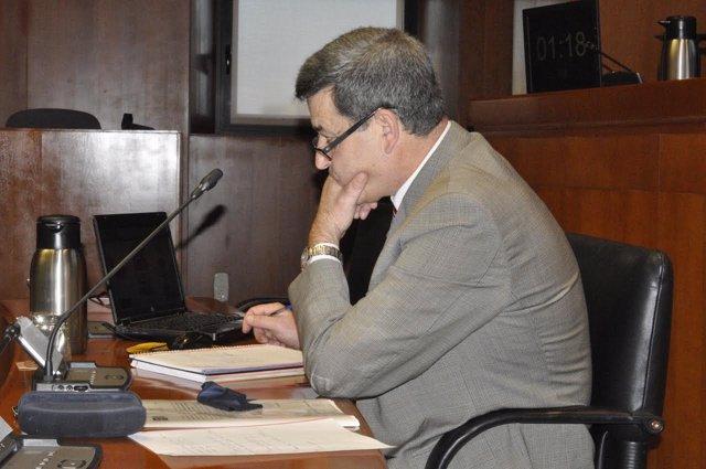 El director gerente del CITA, José Antonio Domínguez.