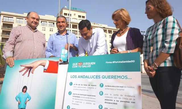 NP Y Fotos PP Málaga