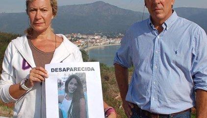 Hallan en Rianxo (A Coruña) el teléfono móvil de Diana Quer
