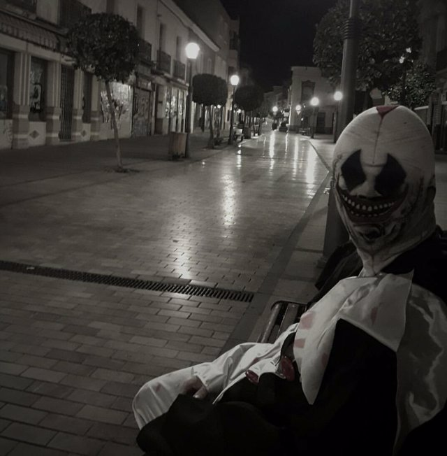 AlcázarClown