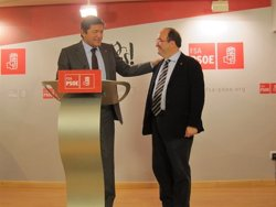 Llancen una campanya a 'change.org' per demanar al PSOE que trenqui amb el PSC (EUROPA PRESS)