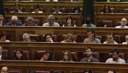 Podemos abandona el Congreso al impedir Ana Pastor que Pablo Iglesias contestase al PP