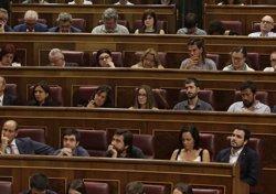 Podem abandona el Ple del Congrés perquè Ana Pastor es nega a concedir la paraula a Pablo Iglesias (CONGRESO)