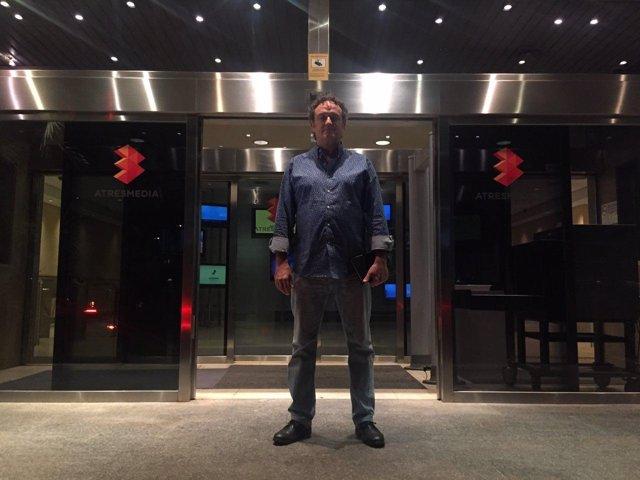 El actor riojano César Vea afectado por inversión fotovoltaica