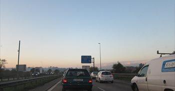 Medio millón de desplazamientos de vehículos durante el Puente de Todos...