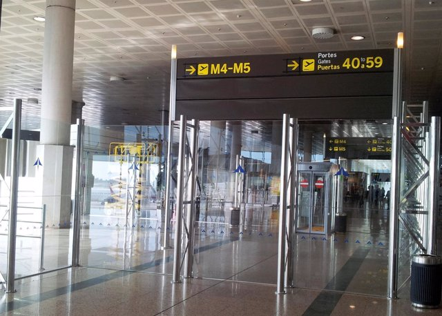 Terminal T2 del Aeropuerto de El Prat