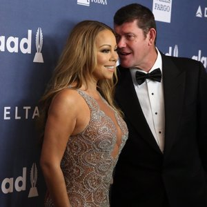 Los celos de James Packer, motivo de los ruptura de Mariah Carey