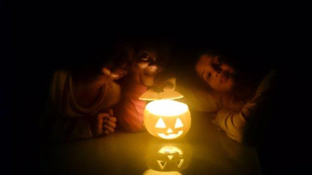 Celebración de Halloween