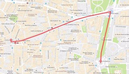 Horario y recorrido de la manifestación 'Rodea el Congreso' en Madrid en 2016