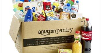 Amazon lanza un nuevo servicio para hacer la compra semanal desde España