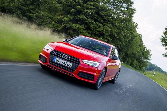 Nuevo Audi S4