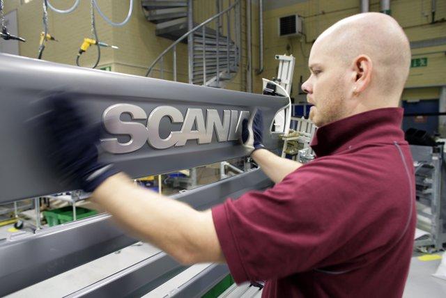 Producción De Scania