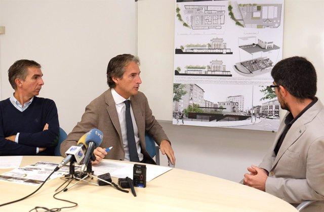 Presentación del proyecto de remodelación del mercado de Puertochico