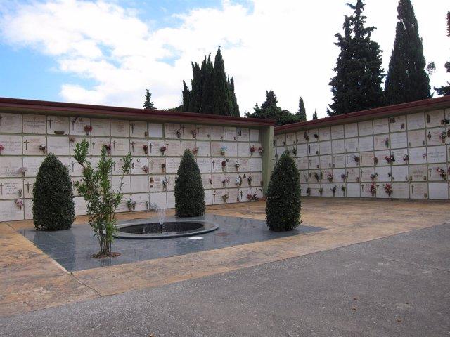 Imagen del cementerio de Logroño