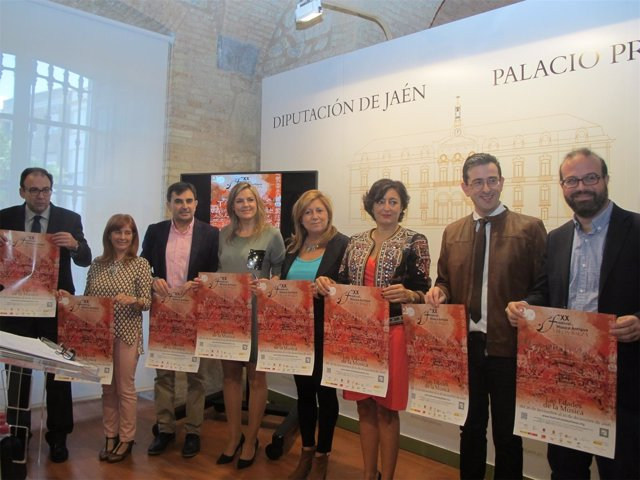 Presentación del XX Festival de Música Antigua de Úbeda y Baeza
