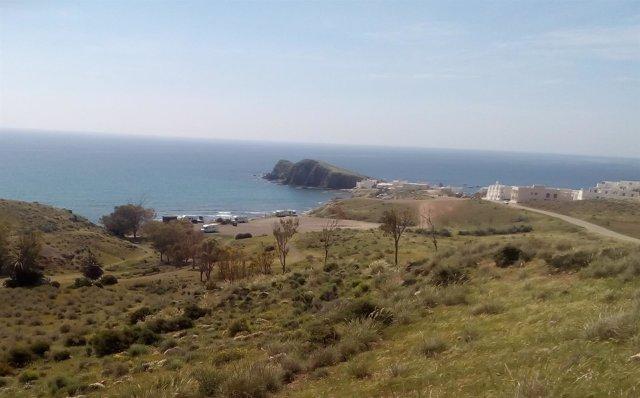 Parque Natural de Cabo de Gata. La isleta del moro.