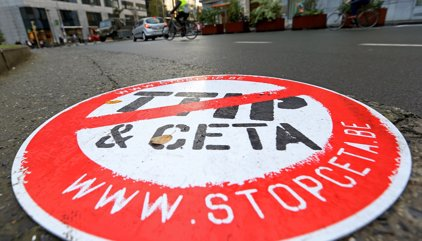 Valònia (Bèlgica) dóna llum verda a la firma del CETA
