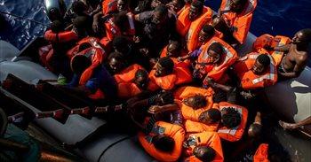 Más de 5.200 migrantes han muerto en todo el mundo, un 20 por ciento más...