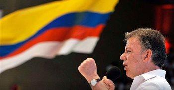 """Santos dice que el acuerdo de paz con las FARC es cuestión de """"días"""""""