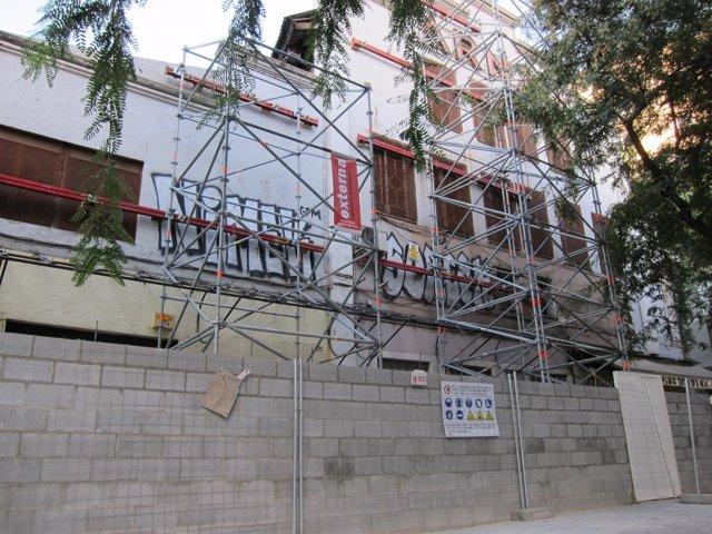 Rehabilitación del antiguo Teatre Arnau de Barcelona