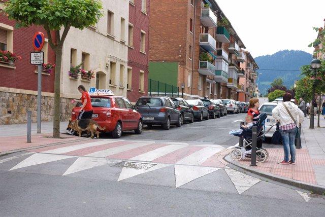 Calle Lapurdi De Basauri