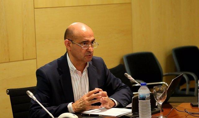 Tomás Castillo, presidente de Plataforma de Organizaciones de Pacientes