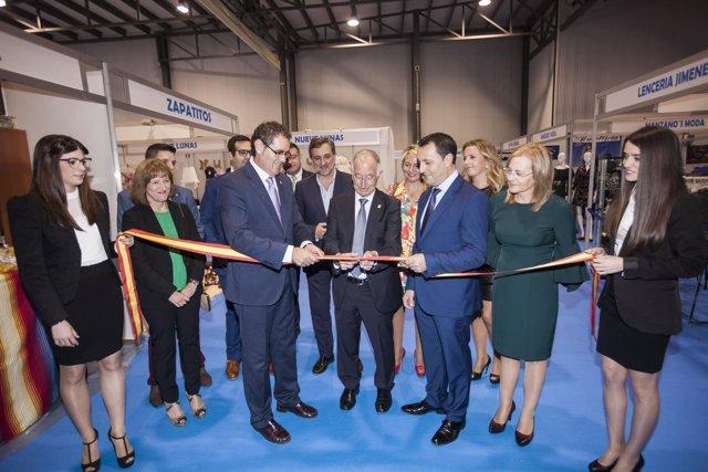 Inauguración de la XVII Expoberja