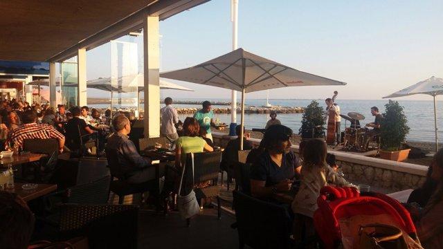 Málagajazz teatro cervantes hosteleros aehcos música conciertos aire libre músic