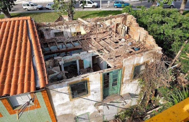 Casa en ruina en Santander