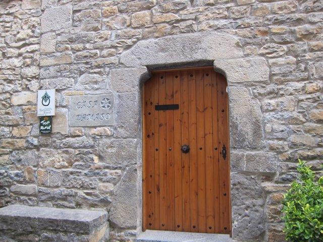 Casa rural en Aragón