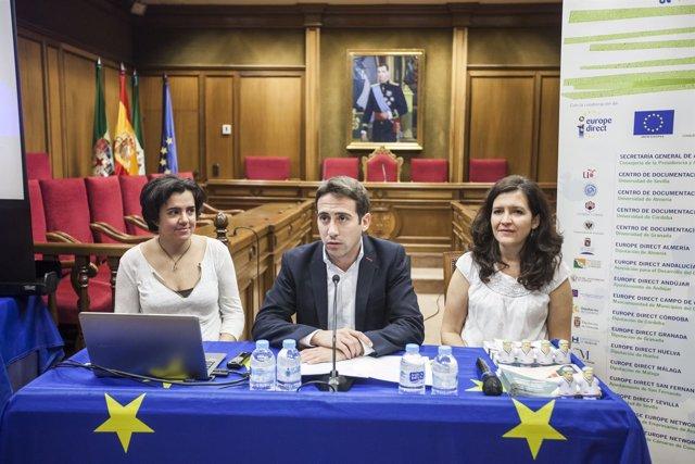La Diputación de Almería desarrolla talleres para proyectos de sostenibilidad