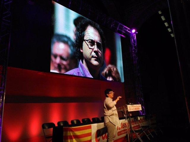 Homenaje a Jordi Miralles en la VII Asamblea de EUiA