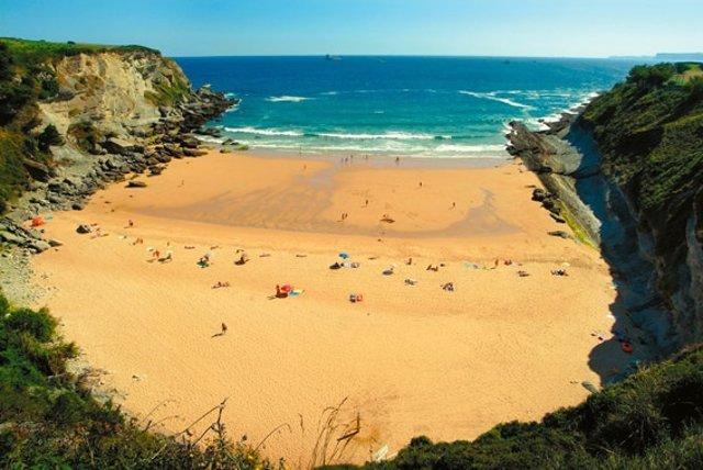 Playa de Matañelas