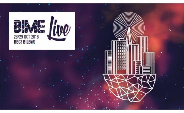 Cartel del BIME Live