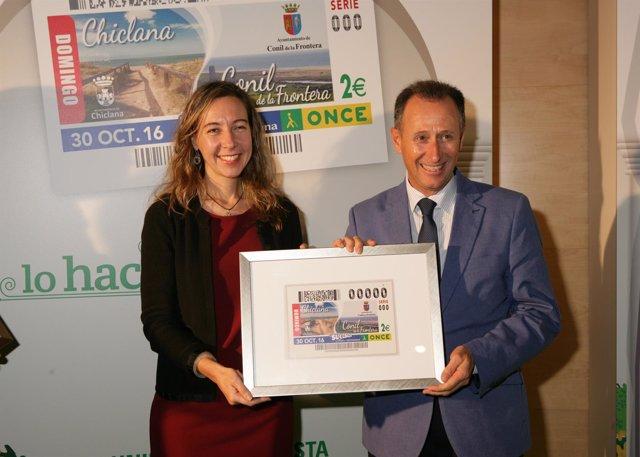 Chiclana y Conil (Cádiz) protagonizan un cupón de la ONCE