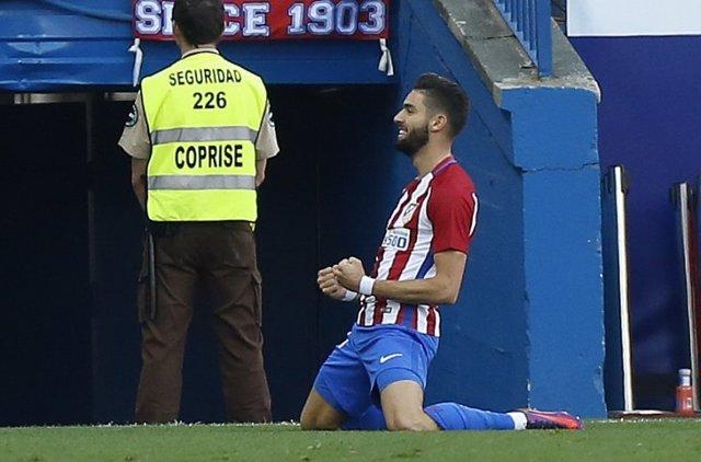 Yannick Carrasco Atlético