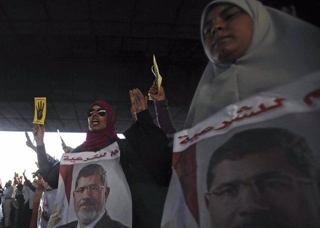 Hermanos Musulmanes en Egipto