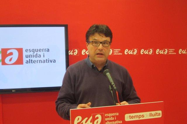 Joan Josep Nuet.