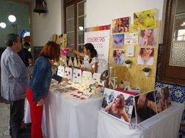 Foto del ambiente en el Festival de Diseño Terral Market La Térmica