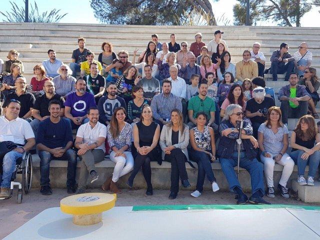 Acto de Andalucía, plaza a plaza